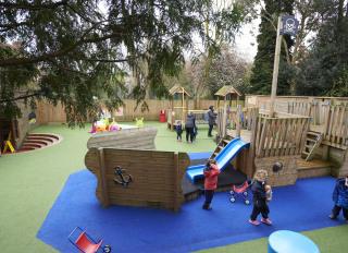 North Bridge House Nursery School, London, London