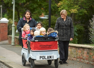 Polam School and Nursery, Bedford, Bedfordshire