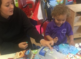 Rosie and Jim's at Foleshill Pre-school, Coventry, West Midlands