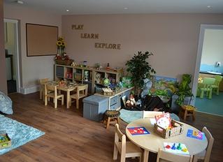 The Courtyard Nursery School, Solihull, West Midlands