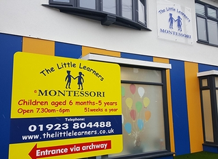 The Little Learners Montessori, Watford, Hertfordshire