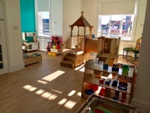 Monkey Puzzle Day Nursery Altrincham, Altrincham, Greater Manchester