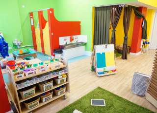 Monkey Puzzle Day Nursery Enfield, Enfield, London