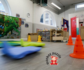 Monkey Puzzle Day Nursery West Norwood, London, London