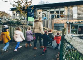 Burgess Hill Nursery, Burgess Hill, West Sussex