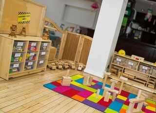 Small Fries Day Nursery, Coventry, West Midlands