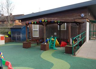 St Margaret's Pre-School at Chapelfields, Solihull, West Midlands