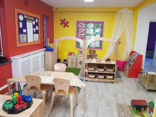 Monkey Puzzle Day Nursery West Acton, London, London