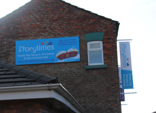 Storytimes Private Day Nursery and Pre-school, Manchester, Greater Manchester