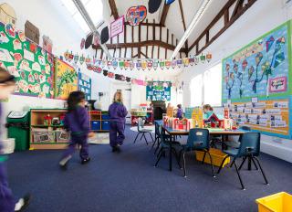Maltman's Green School Day Care and Nursery, Gerrards Cross, Buckinghamshire