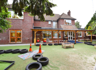 Bright Horizons Gaynes Park Day Nursery And Preschool 105