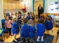 Eaton Square Nursery School Knightsbridge
