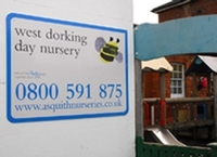 Asquith West Dorking Day Nursery