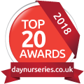daynurseries.co.uk Top 20 Nursery Awards 2018