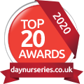 daynurseries.co.uk Top 20 Day Nursery Awards 2020